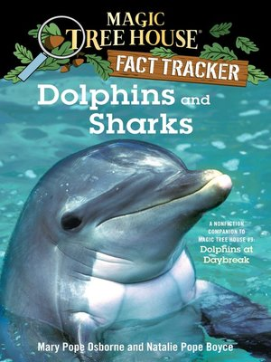 cover image of Dolphins and Sharks